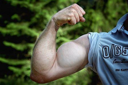 Bolest lokte - biceps