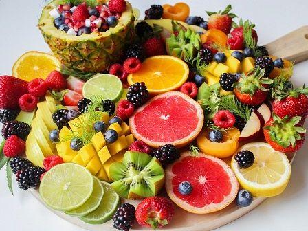 Ovoce - zdroj přírodní energie