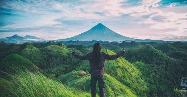 Přírodní energie - hory