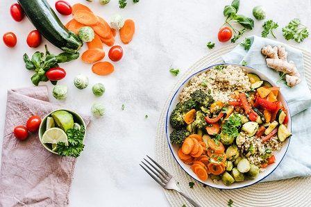Zelenina jako zdroj přírodní energie