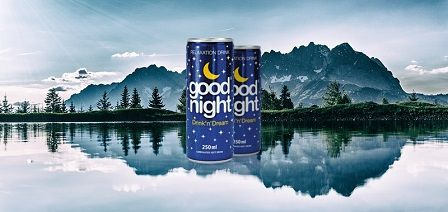 Good Night Drink - bylinný nápoj