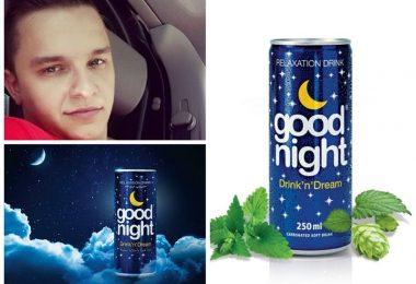 Podpora spánku - Rozhovor o Good Night Drinku