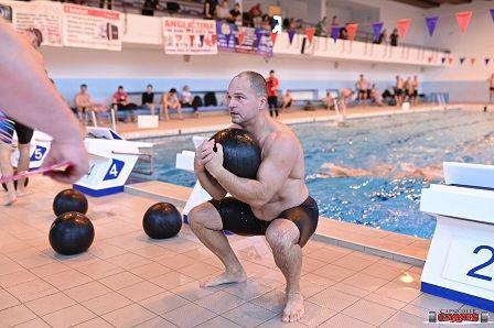 CrossFit závody - Zdeněk Donator