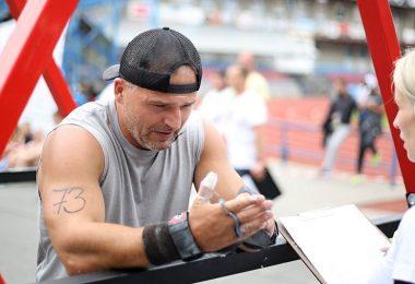 Zdeněk Donator na CrossFit závodech