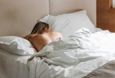 Aktuální teplota - spánek