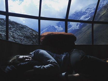 Muži po padesátce - špatný spánek