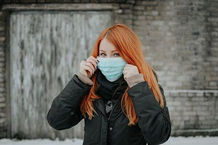 Koronavirus v Česku - noste roušku