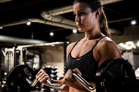 Cvičení u žen - závislost na cvičení